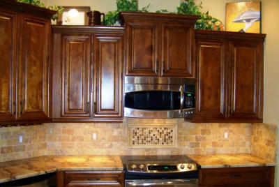 Natural Stone Backsplash natural stone